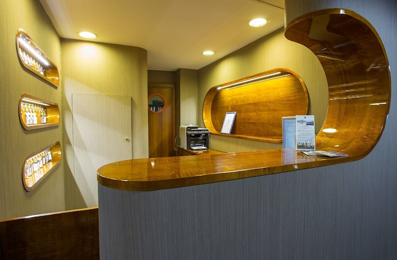 OnRiver Hotels Grand Jules Lounge/Empfang