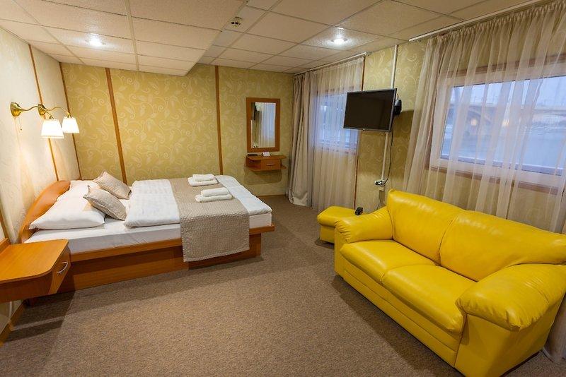 OnRiver Hotels Grand Jules Wohnbeispiel