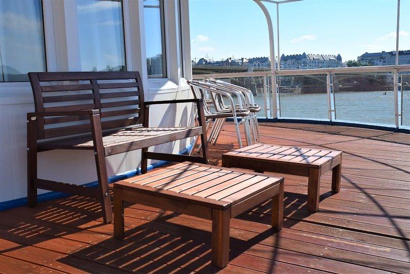 OnRiver Hotels Grand Jules Terrasse