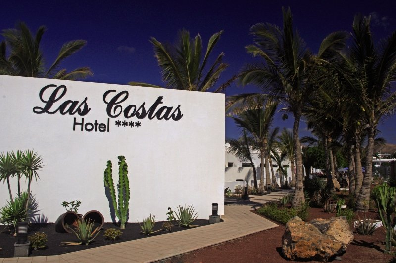Las Costas Außenaufnahme