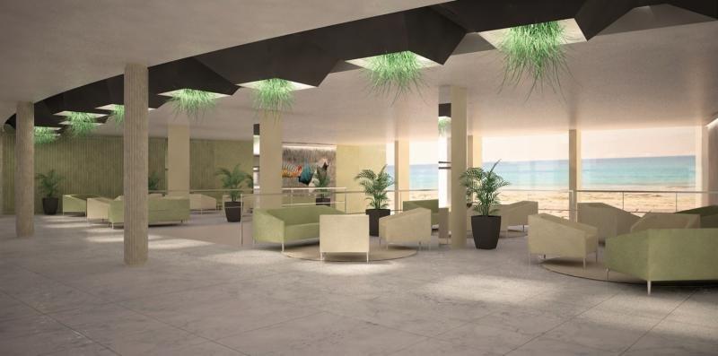 Iberostar Selection Lanzarote Park Lounge/Empfang