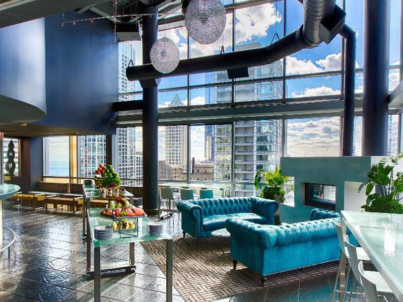 theWit, A DoubleTree By Hilton Lounge/Empfang