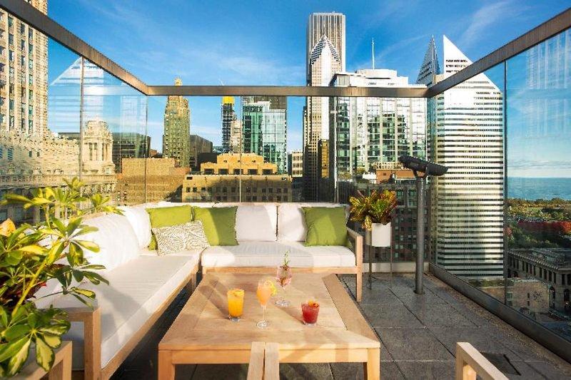 theWit, A DoubleTree By Hilton Terrasse
