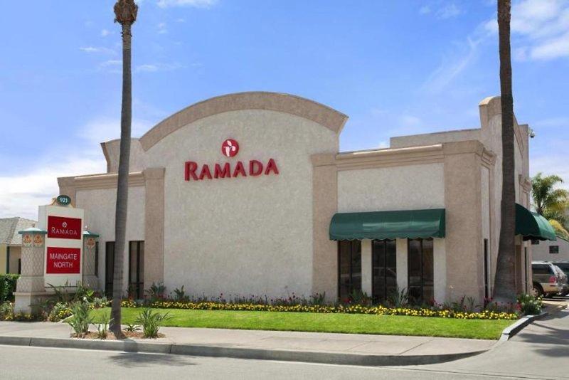 Ramada Anaheim Maingate North Außenaufnahme