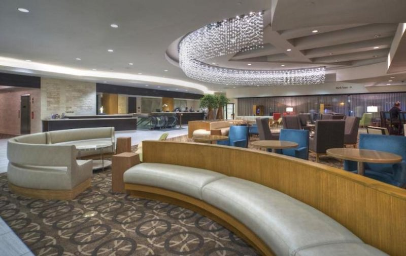 DoubleTree by Hilton Hotel Washington DC-Crystal City Lounge/Empfang