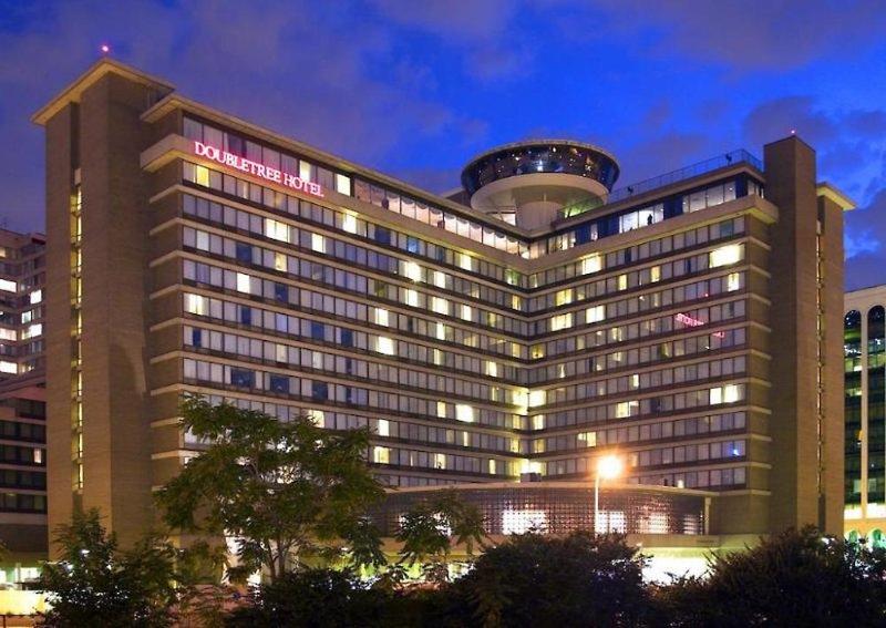 DoubleTree by Hilton Hotel Washington DC-Crystal City Außenaufnahme