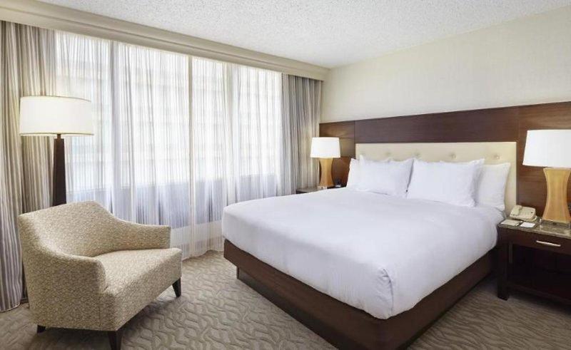 DoubleTree by Hilton Hotel Washington DC-Crystal City Wohnbeispiel
