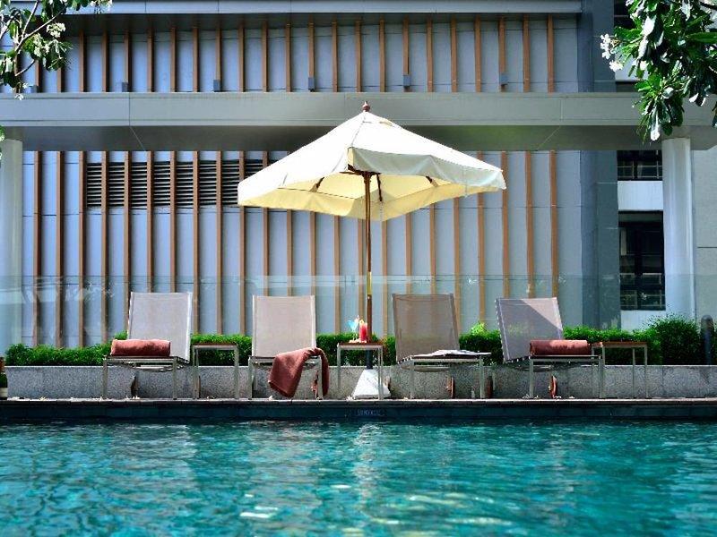 The Aetas Residence Pool