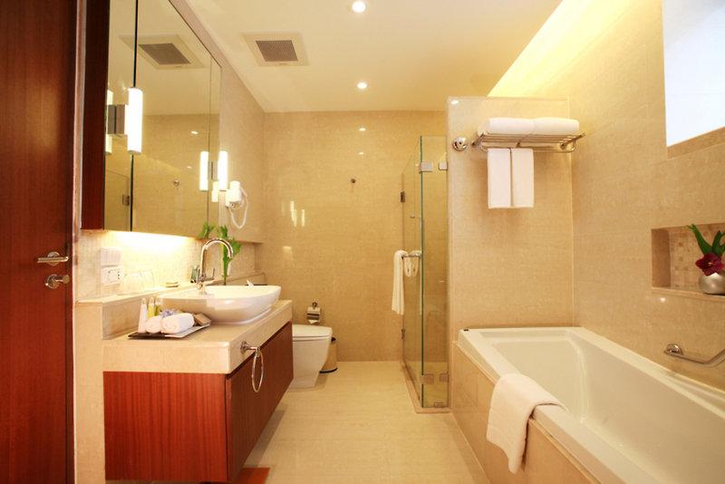The Aetas Residence Badezimmer