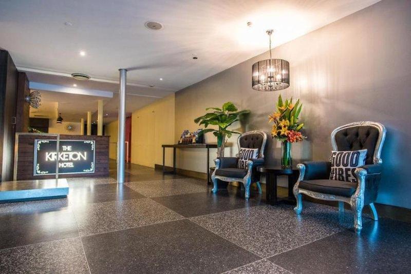 The Kirketon Lounge/Empfang
