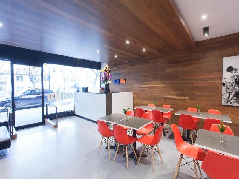 Abode St Kilda Studio Apartments by Easystay Konferenzraum
