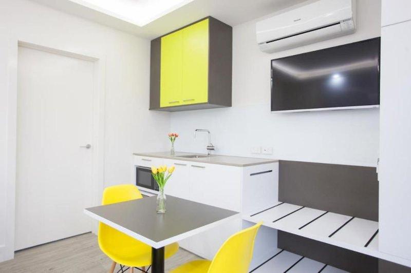 Abode St Kilda Studio Apartments by Easystay Wohnbeispiel