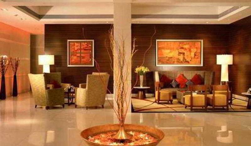 Radisson Mumbai Goregaon  Lounge/Empfang