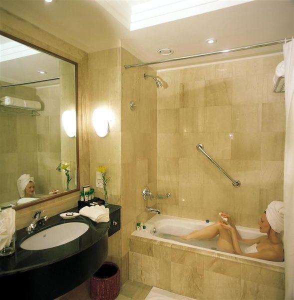 Sheraton New Delhi Badezimmer