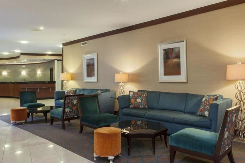 Doubletree North Druid Hills - Emory Area Lounge/Empfang