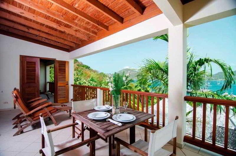 Antigua Yacht Club Marina Resort Terrasse
