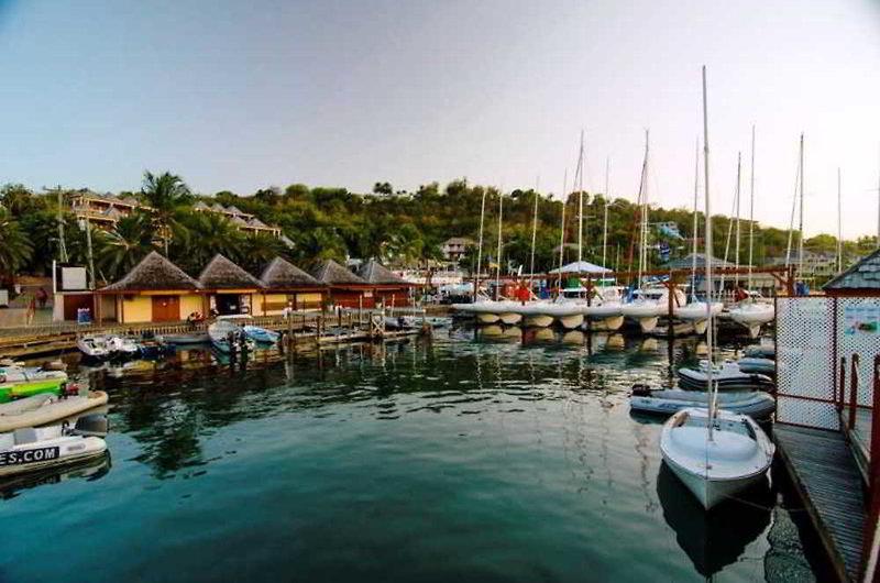 Antigua Yacht Club Marina Resort Pool