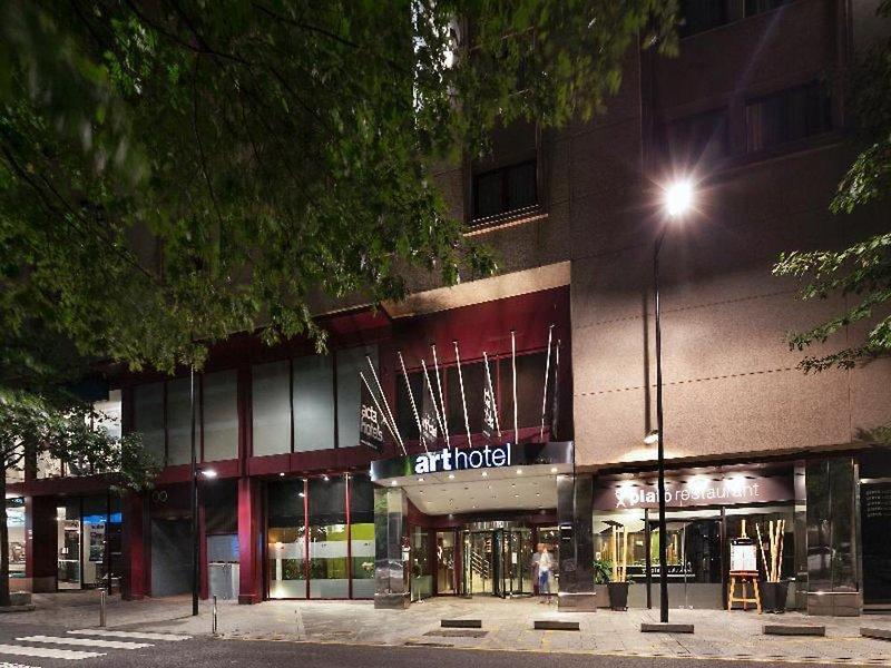 Acta Arthotel Außenaufnahme