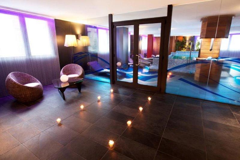 Acta Arthotel Lounge/Empfang