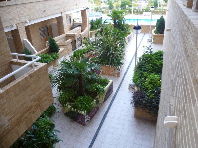 Apartamentos Marina D´or 3000 Terrasse