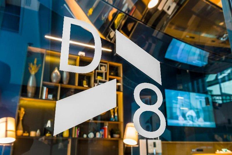 D8 Hotel Außenaufnahme