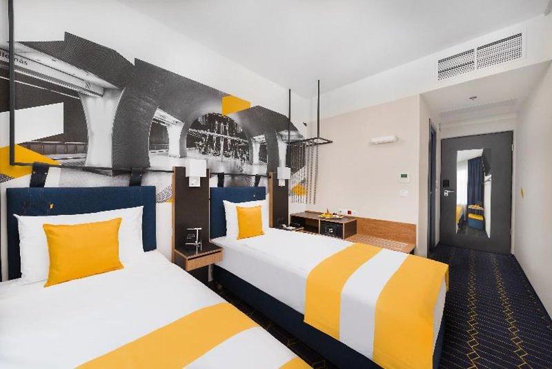 D8 Hotel Wohnbeispiel