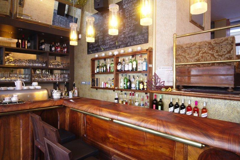 Broadway Hostel & Apartments Bar