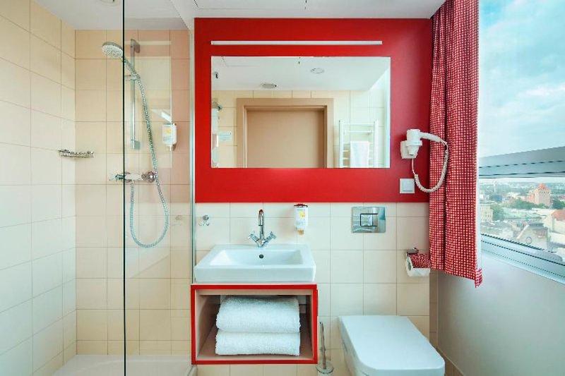 Hotel Altus Badezimmer
