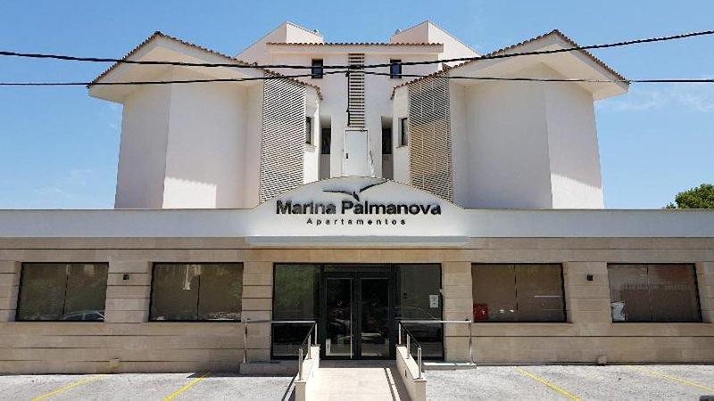 Marina Apartamentos Außenaufnahme