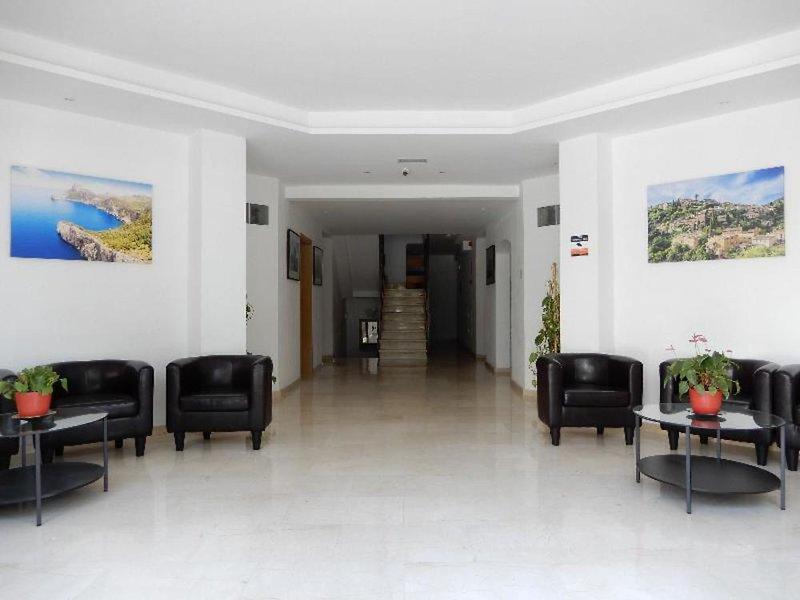 Marina Apartamentos Lounge/Empfang