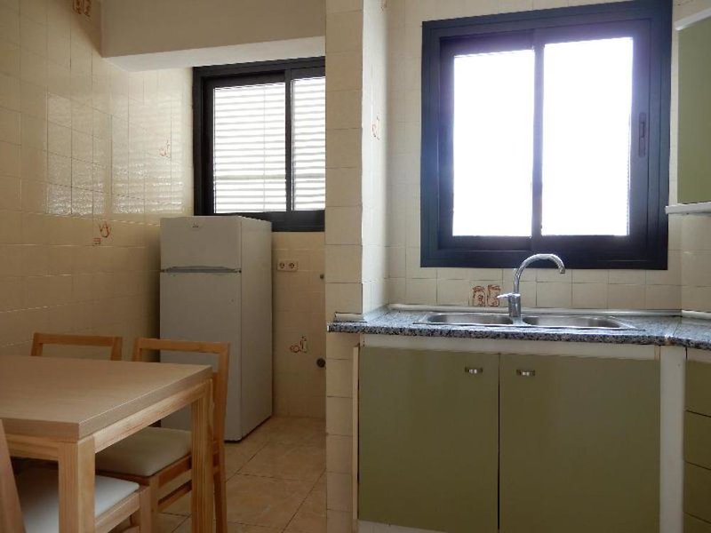 Marina Apartamentos Badezimmer