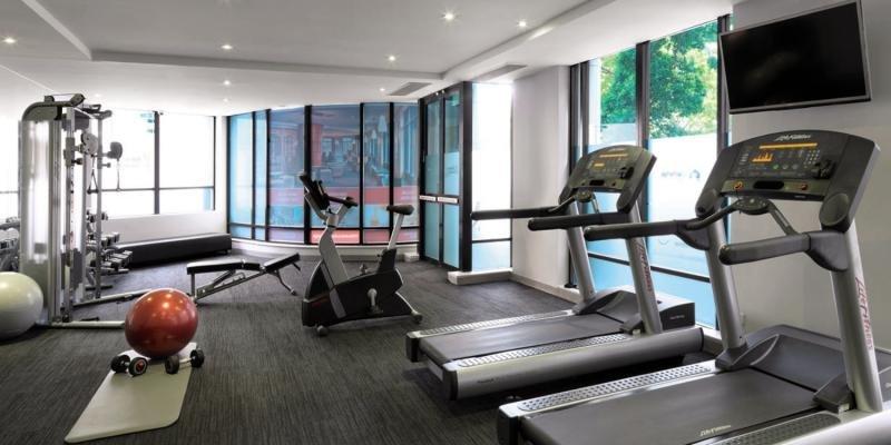 Travelodge Southbank Melbourne Sport und Freizeit