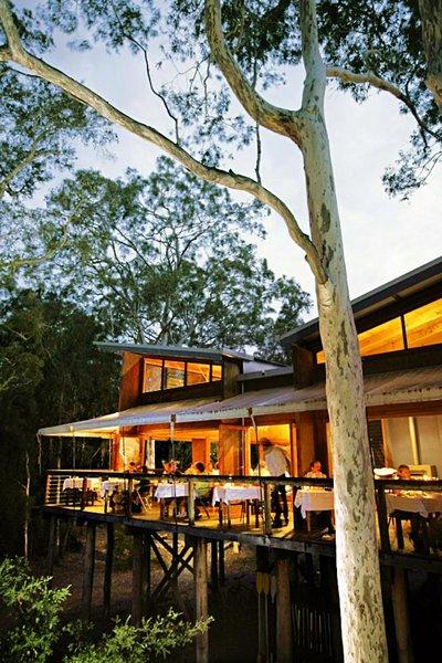 Paperbark Camp Restaurant