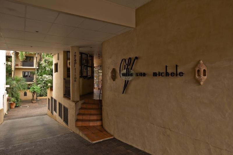 Villa San Michele Außenaufnahme