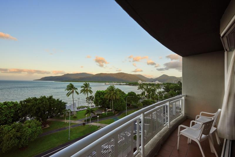 DoubleTree by Hilton Hotel Cairns Terrasse