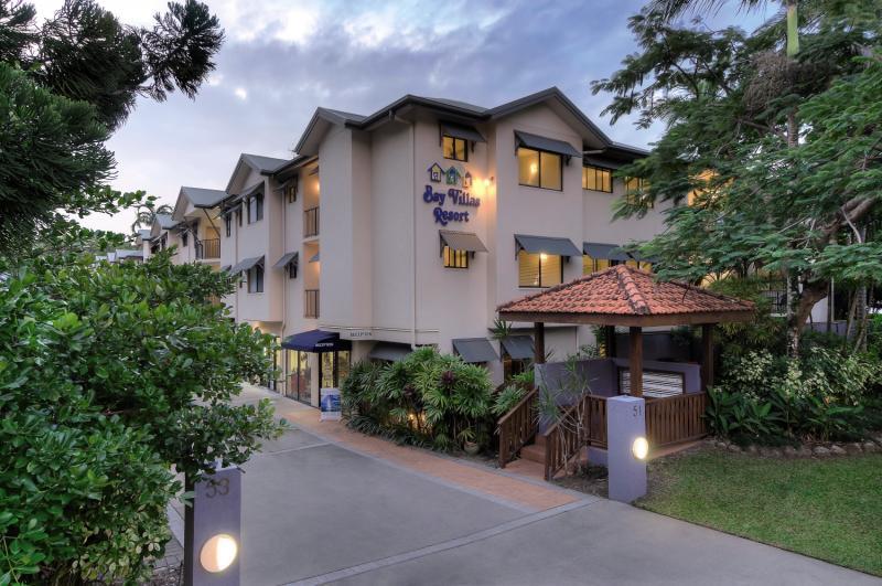 Bay Villas Resort Außenaufnahme