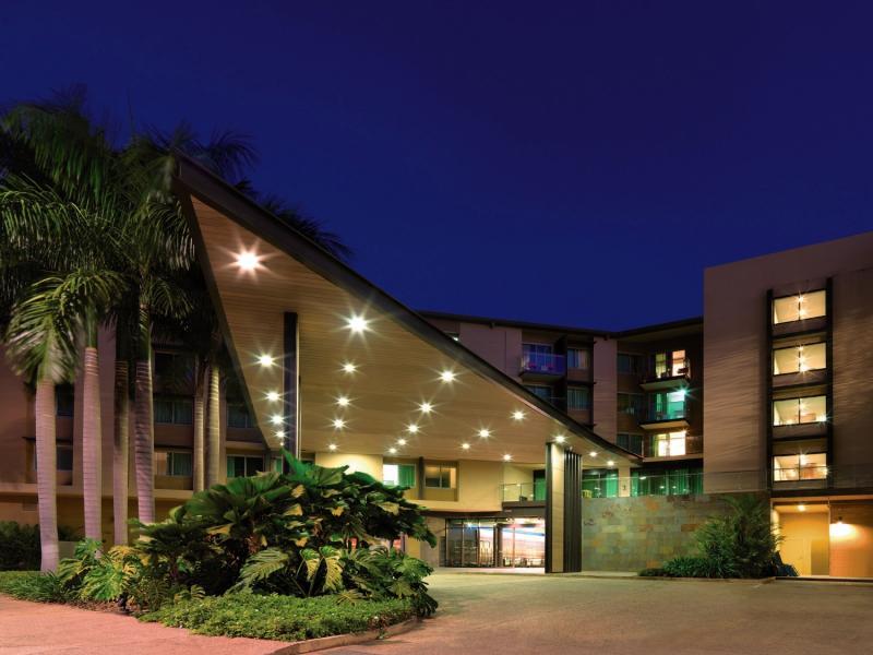 Adina Apartment Hotel Darwin Waterfront Außenaufnahme