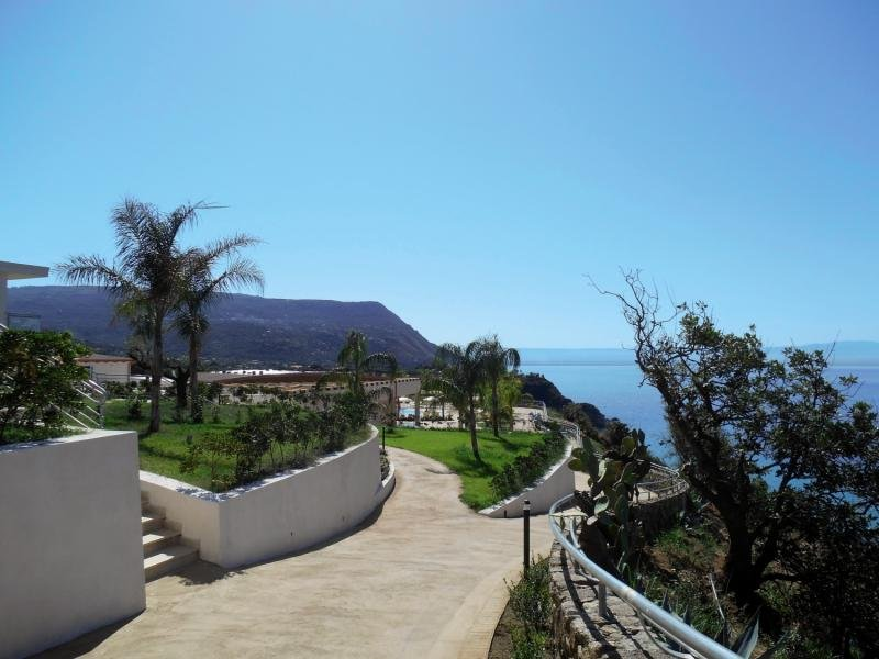 Blue Bay Resort Garten