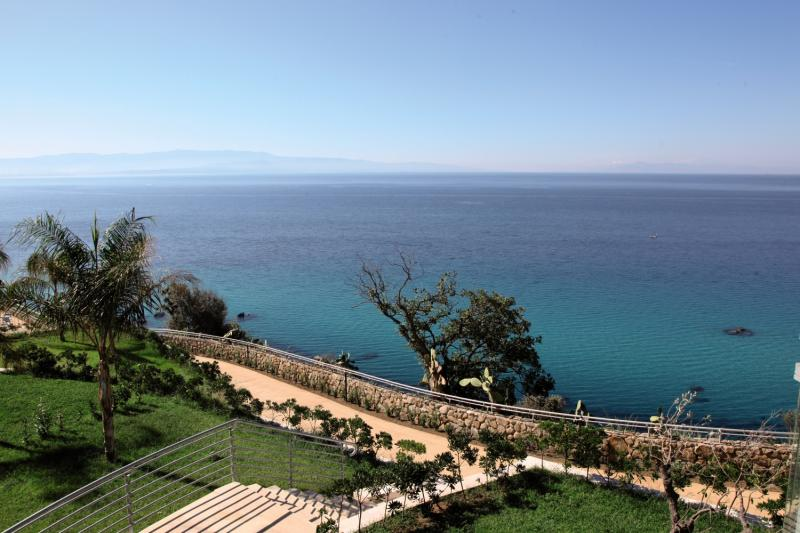 Blue Bay Resort Landschaft