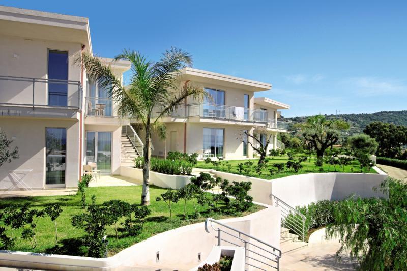 Blue Bay Resort Außenaufnahme
