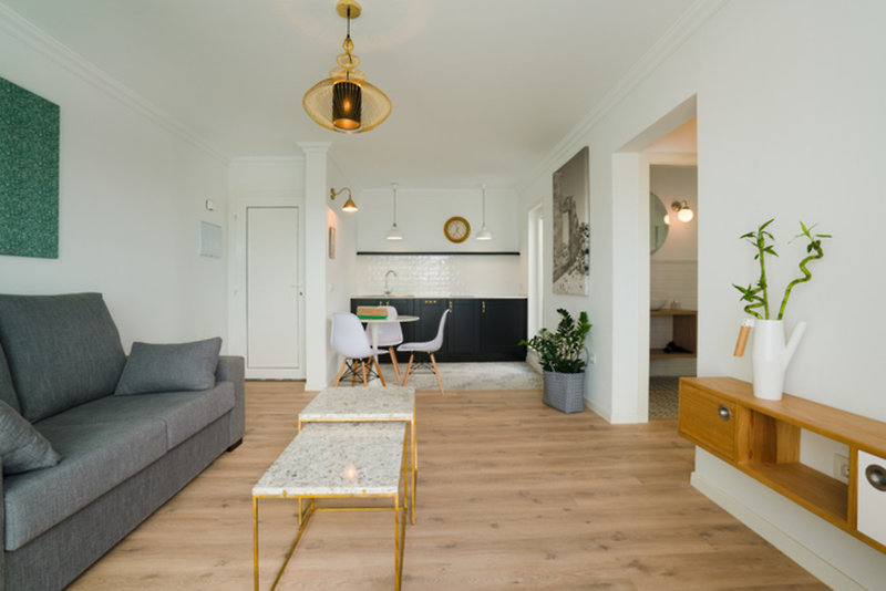 La Concha Boutique Appartments Lounge/Empfang