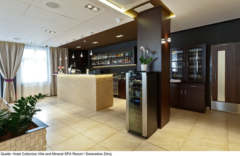 Cottonina Villa & Mineral Spa Resort Bar