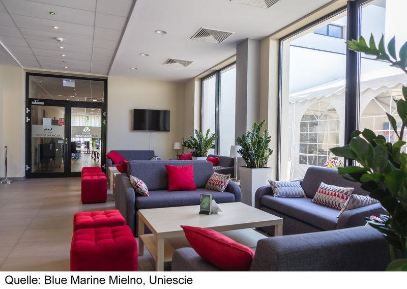 Blue Marine Lounge/Empfang