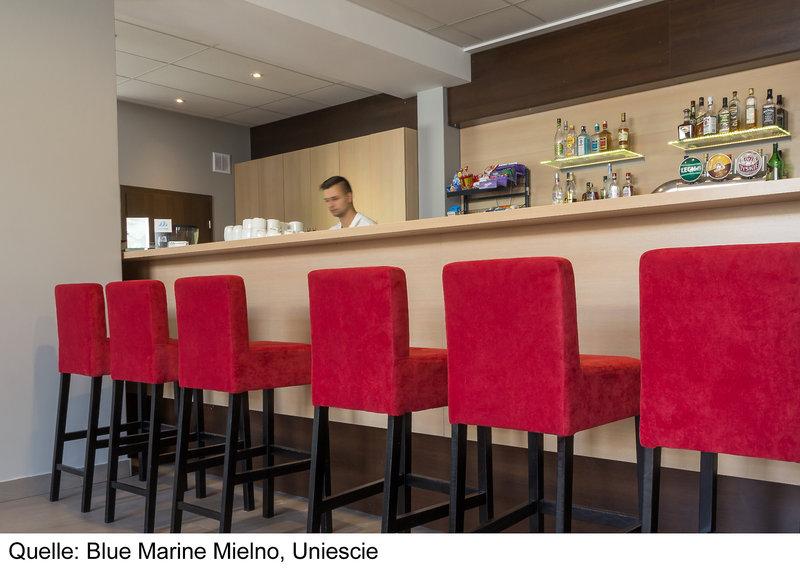 Blue Marine Bar