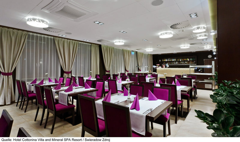 Cottonina Villa & Mineral Spa Resort Lounge/Empfang