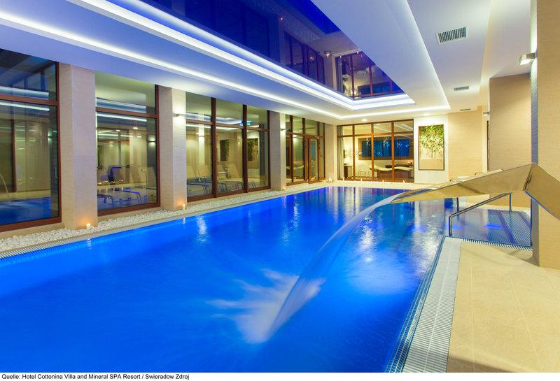 Cottonina Villa & Mineral Spa Resort Wellness