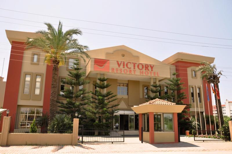 Victory Resort Hotel Außenaufnahme