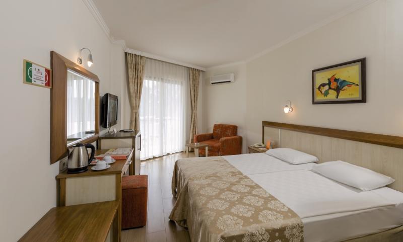 Victory Resort Hotel Wohnbeispiel
