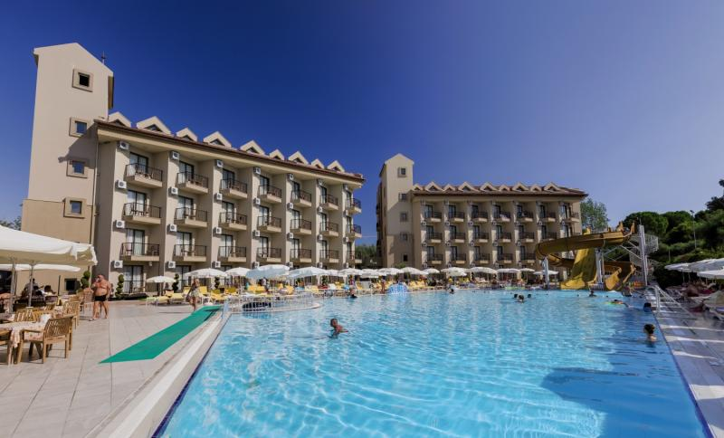 Victory Resort Hotel Pool