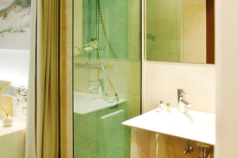 Strandgut Resort Badezimmer